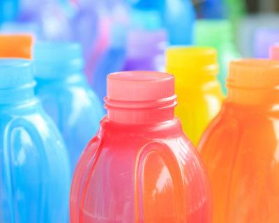 Purificación de plásticos